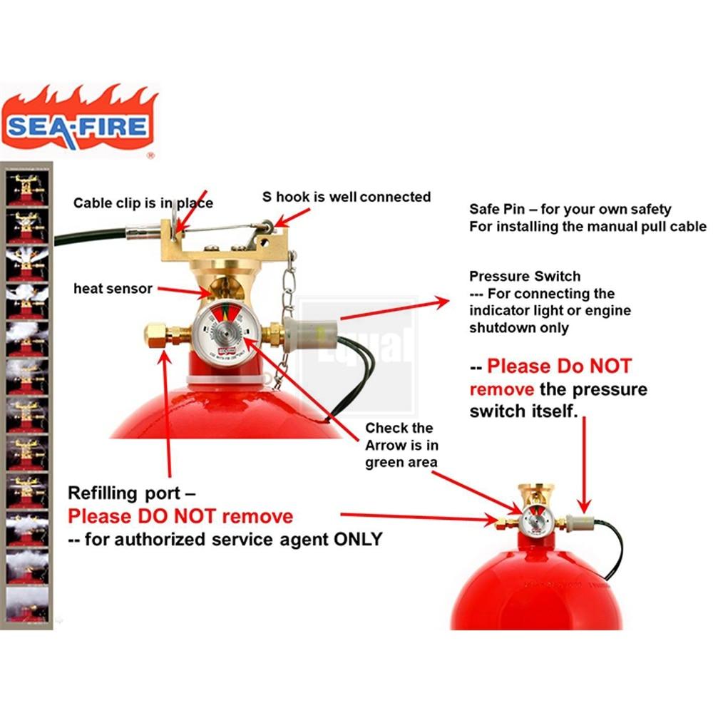 kidde fire suppression system manual